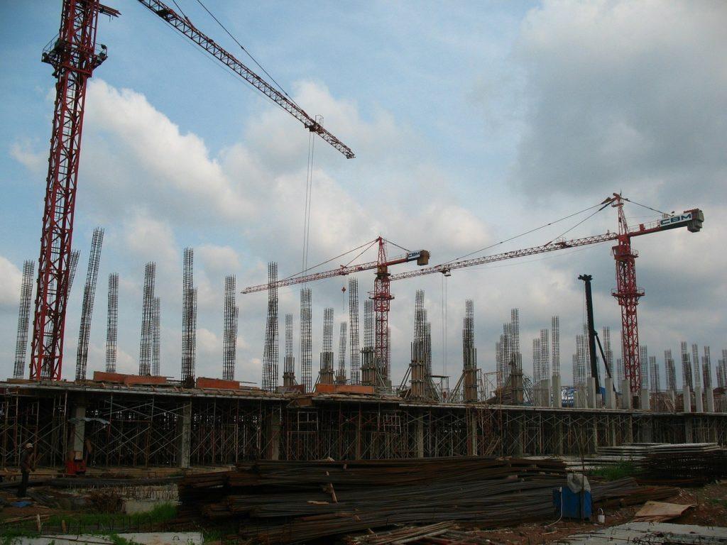 Wyniki budownictwa w grudniu