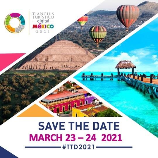 Tianguis Turistico Digital México 2021