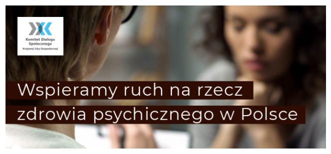 Nowe spojrzenie na zdrowie psychiczne w Polsce i Europie – rekomendacje