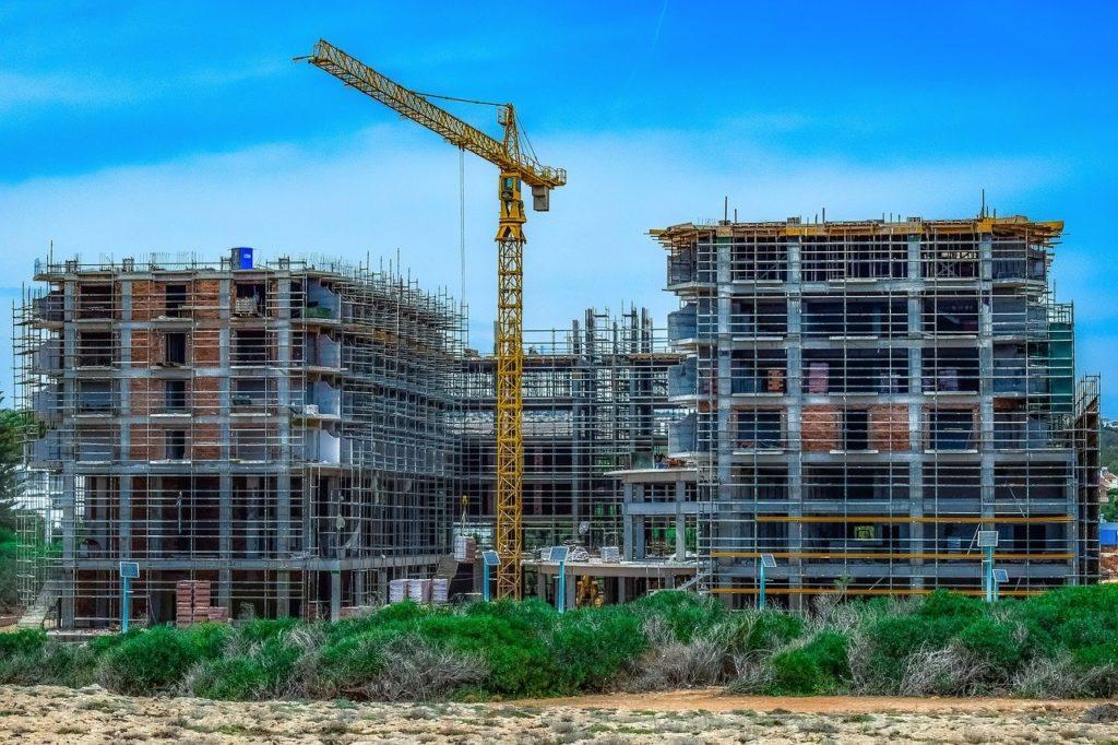 Wyniki budownictwa w styczniu 2021