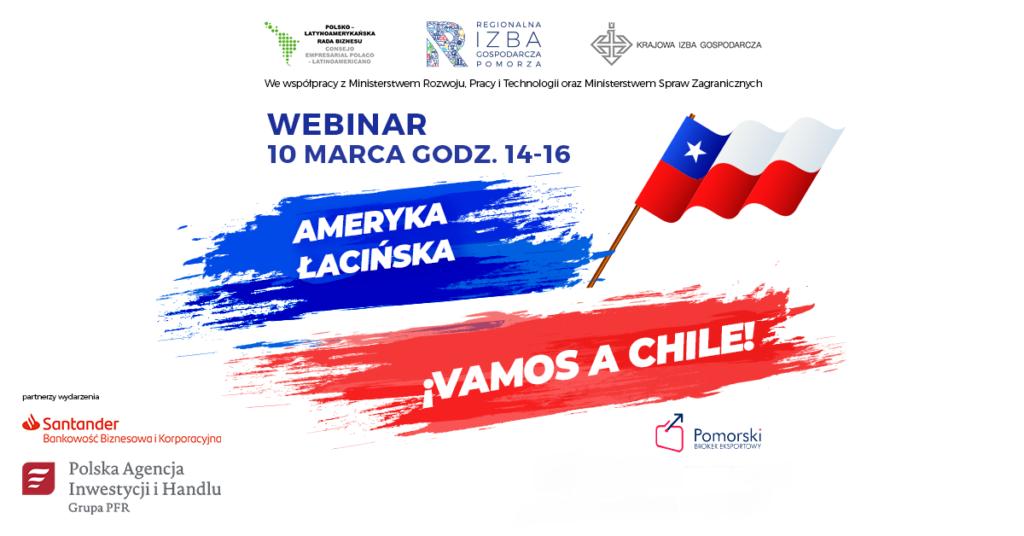 """""""Ameryka Łacińska: ¡Vamos a Chile!"""""""