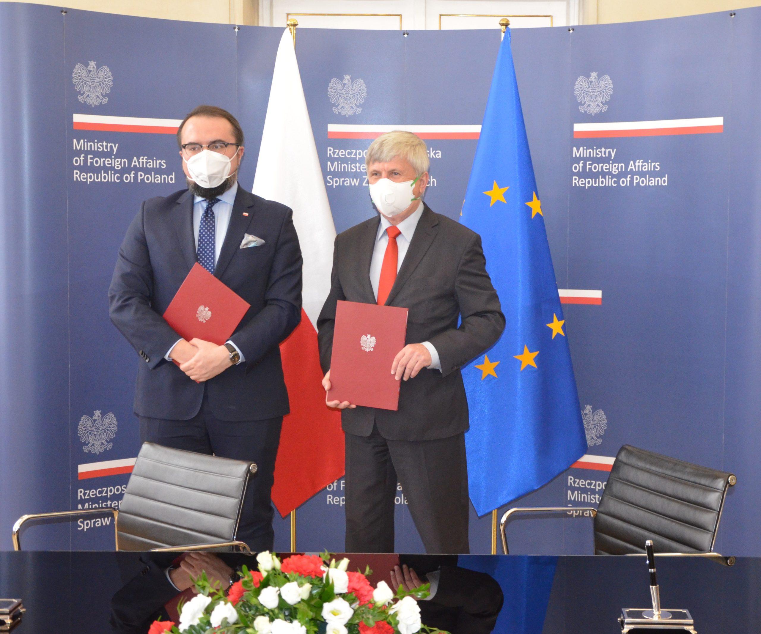 KIG i MSZ wspierają polską gospodarkę za granicą