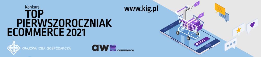 Świętujesz pierwszy rok w e-commerce? Wygraj wyróżnienie KIG dla młodych sklepów internetowych