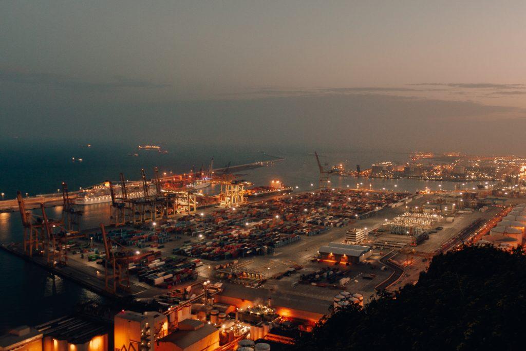 Eksport i import w styczniu 2021