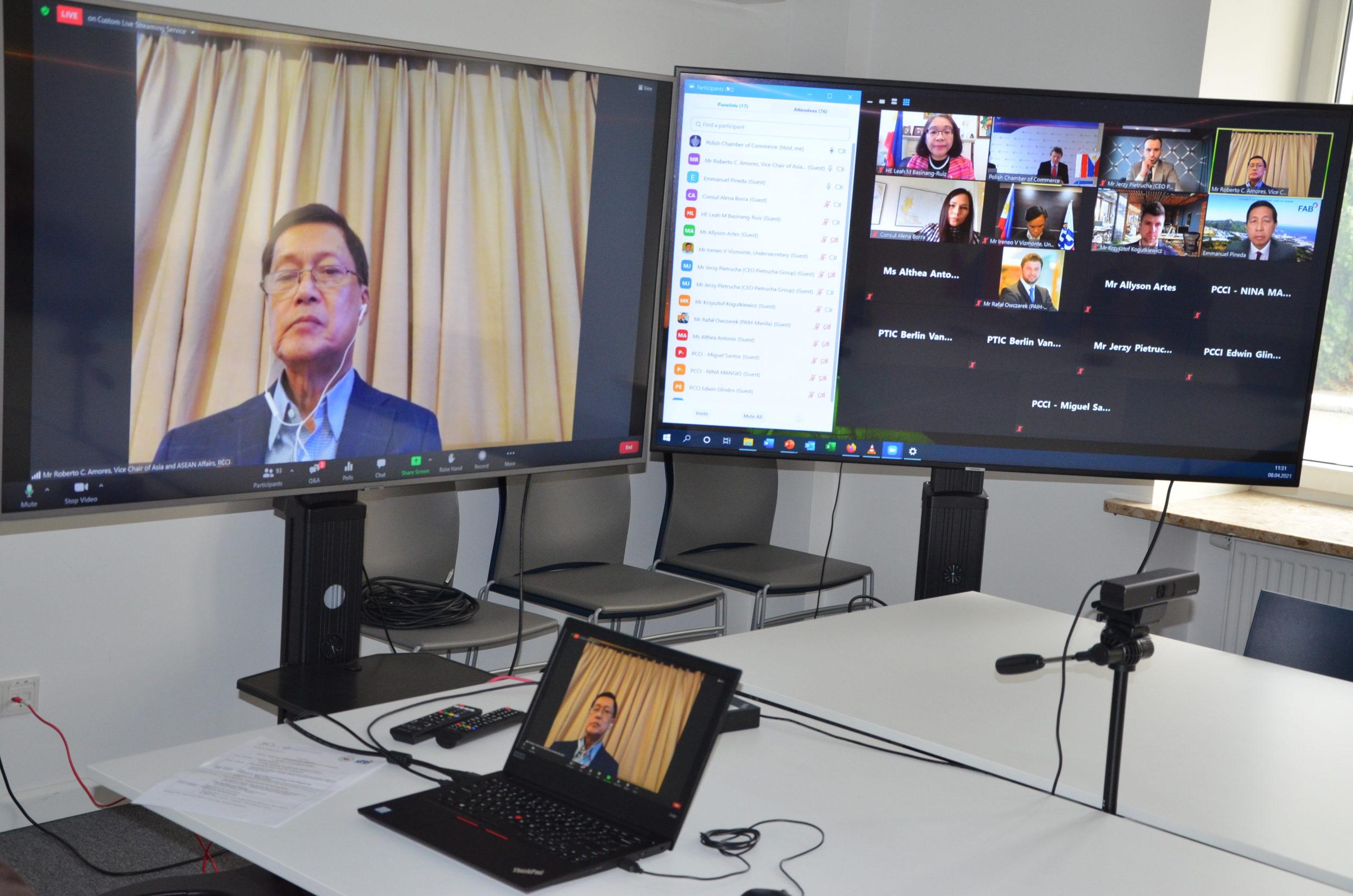 Seminarium Biznesowe Polska-Filipiny