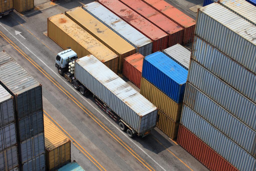 Eksport i import w okresie styczeń-luty 2021 roku