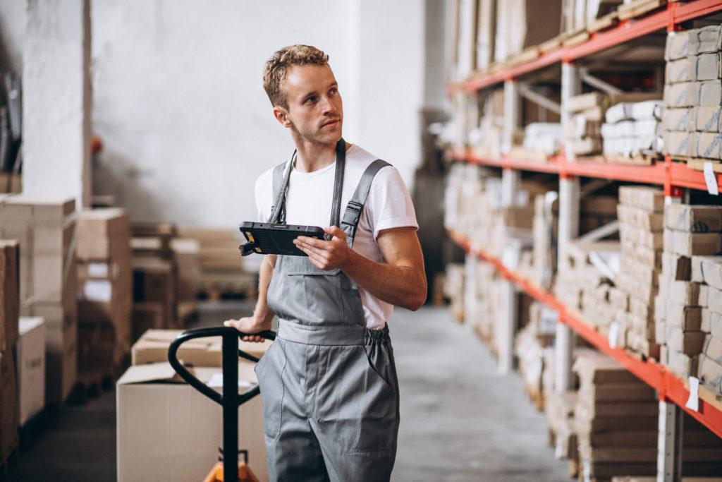 Handel hurtowy w marcu i nowe zamówienia w przemyśle