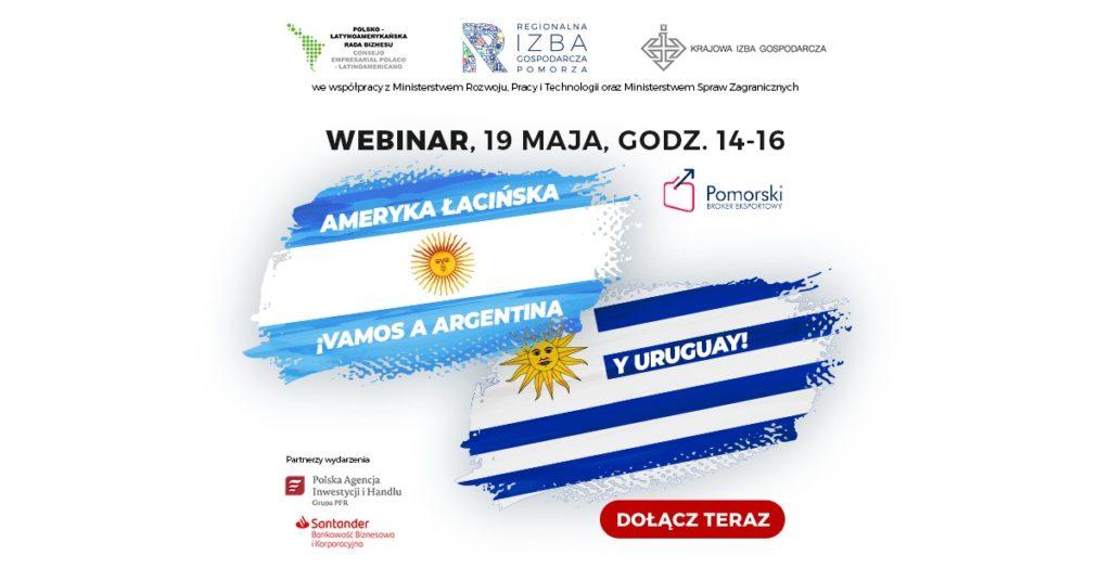 "Seminarium ""Ameryka Łacińska: ¡Vamos a Agrentina y Urugway!"""