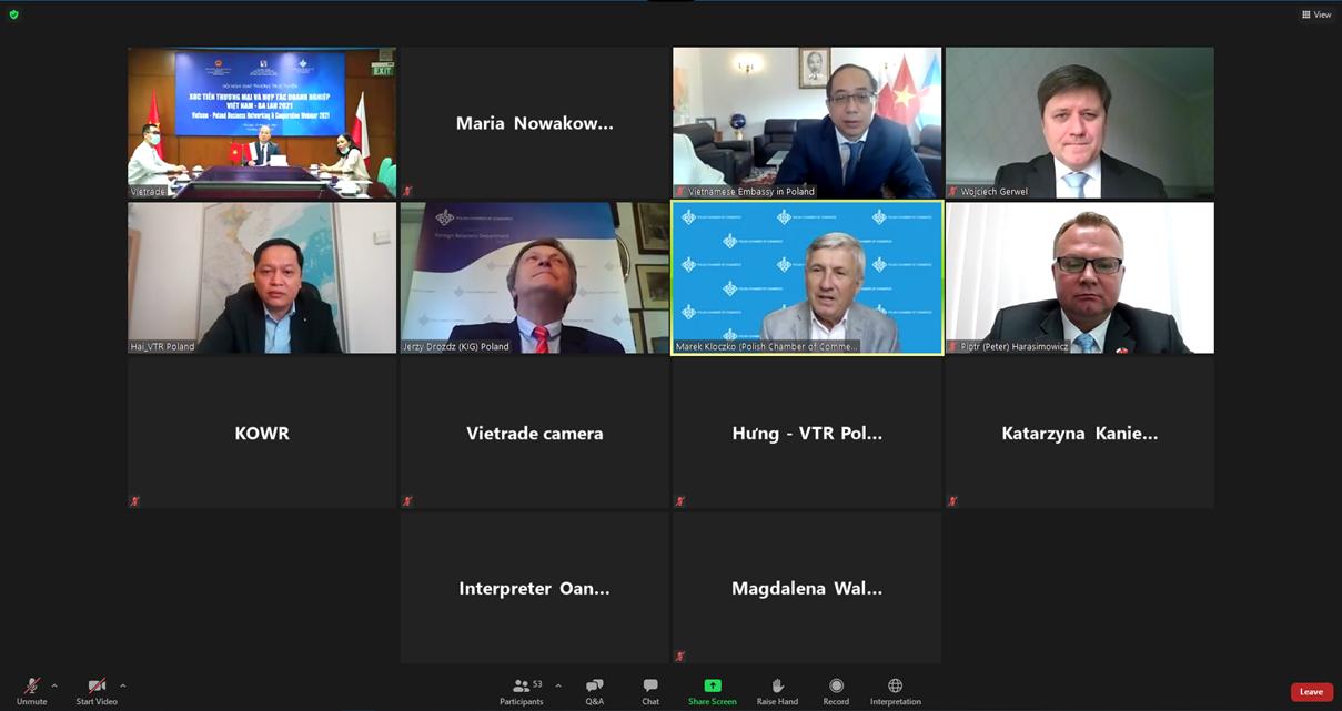 Seminarium: Zróbmy razem biznes: Polska-Wietnam