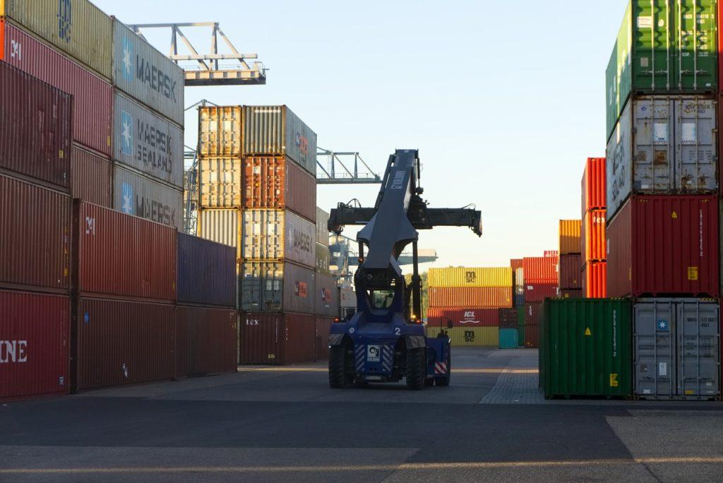 Eksport i import w okresie styczeń – maj 2021 roku